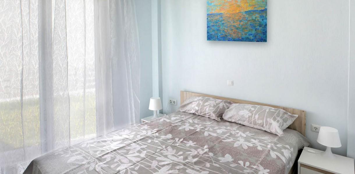 Синя спалня